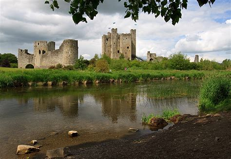 castles  leinster trim meath  mike searle geograph