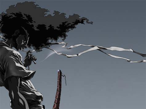 samuel  jackson developing  action afro samurai