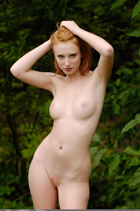 Clelia Sexy Redhead