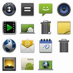 Android Icons Icon Symbols R1 App Pack
