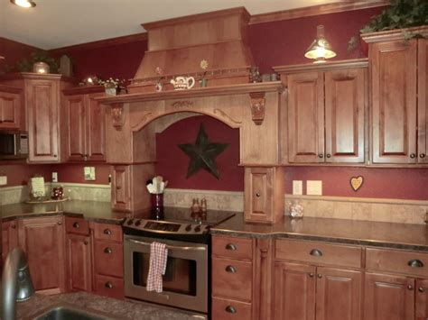A Sample Of Custom Kitchen Cabinets Built By R Quimby