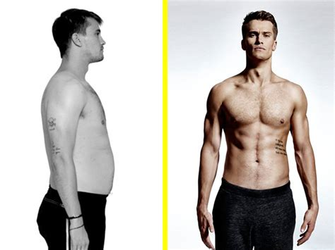 How this guy dropped 15kg and 13% body fat - Men's Health