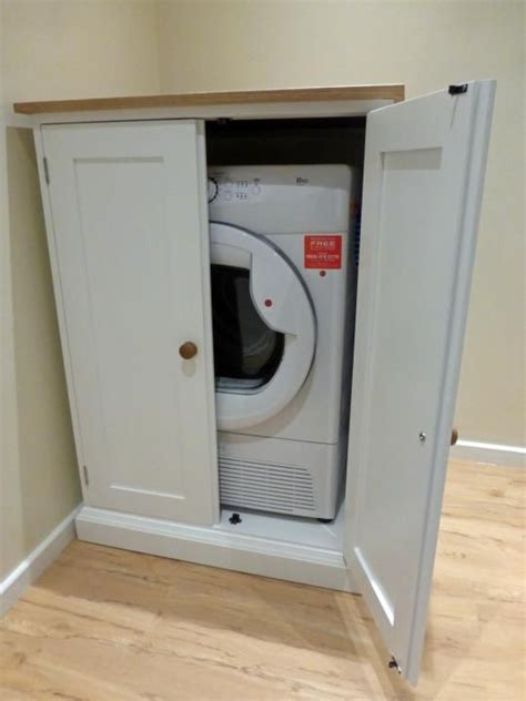 Tumble Dryer In Cupboard by Bespoke Tumble Dryer Cupboard Bespoke Kitchen And Dining