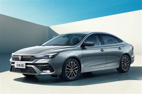 Facelift for Roewe i5 is more relevant than you think ...