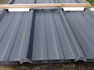Tole Pour Toiture : tole bac acier toiture j cherence ~ Premium-room.com Idées de Décoration