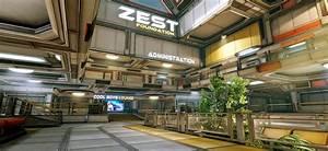 Zest Foundation - A Sci-Fi Modular Environment - Epic ...