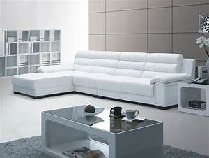 finding contemporary leather sofa for living space s3net With modern sectional sofa on sale