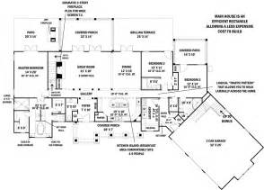 ranch floor plan tres le fleur 4445 3 bedrooms and 3 baths the house