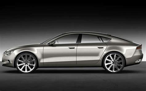 Gambar Mobil Audi A7 by Trik Modifikasi Otomotif Konsep Mobil Audi Sportback