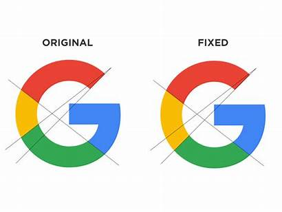 Google Simple Fix Fixed Dribbble Logos Doodles