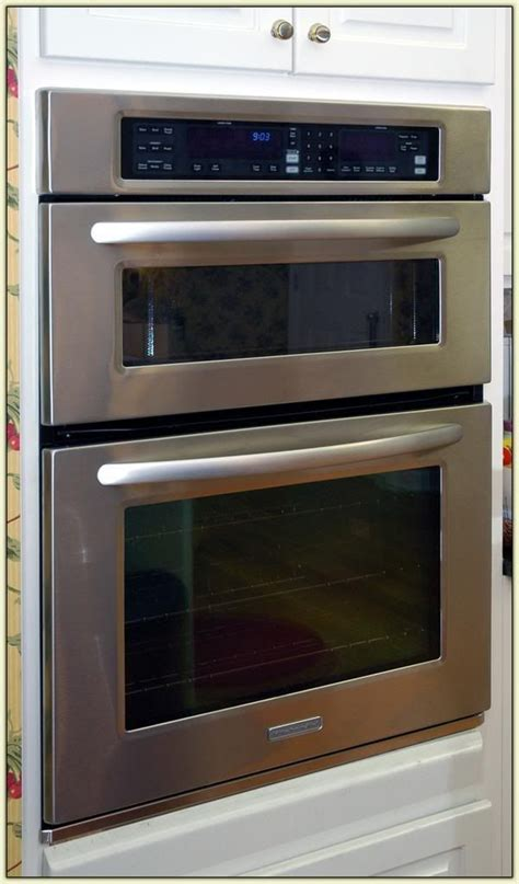 combo microwave and oven