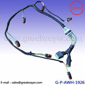 3126 Injector Wire Harnes