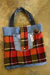 Taschen Beutel Nähen : tasche mit jeansstoff kombiniert upcycling bolsas jeans tasche diy tasche n hen und ~ Eleganceandgraceweddings.com Haus und Dekorationen