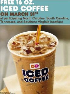 Download the app to order on the go, check out faster, earn you can track down your nearest dunkin' donuts by clicking the 'locations' tab on the home page. Free iced coffee all day Monday at Dunkin' Donuts | GreerToday.com