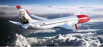 Norwegian Air Shuttle Costo Bajo Ruta Tiene
