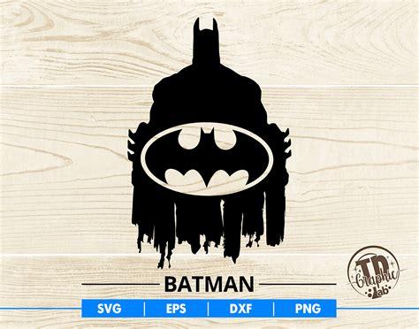 batman superhero svg vector cut file cricut