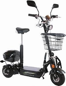 Scooter Roller Elektro : didi thurau edition elektro city roller 20 km h safety ~ Jslefanu.com Haus und Dekorationen