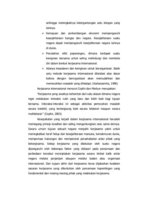 jurnal Kerjasama United Nations Educational, Scientific