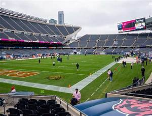 Soldier Field Section 119 Seat Views Seatgeek