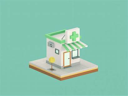 Building Isometric Dribbble 3d Animation Finders App