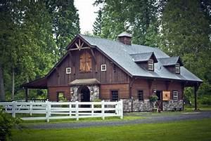 denali gable barn from barn pros barnhome horse With barn pros nationwide