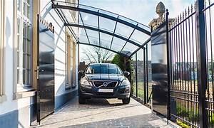 Carport En Aluminium : carports abris en aluminium bozarc ~ Maxctalentgroup.com Avis de Voitures