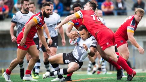 London Broncos edge Toronto Wolfpack in rugby league's ...
