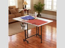 Sullivans Home Hobby Table Sewing Furniture at Hayneedle