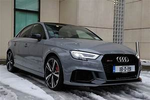 Audi Rs 3 Sedan Review With Pricing Specs Performance And