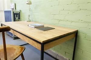 Schreibtisch Massivholz Eiche : design office schreibtisch n51e12 design manufacture ~ Whattoseeinmadrid.com Haus und Dekorationen