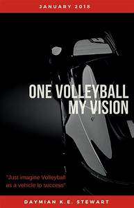 """One Volleyball - My Vision. """"The Book"""" - Home   Facebook"""