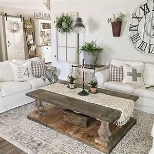 15, Cozy, Rustic, Living, Room, Decor, Ideas