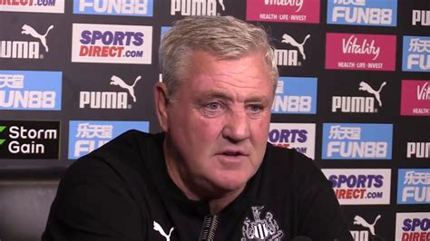 The Newcastle United Blog   Bruce Talks About Squad ...