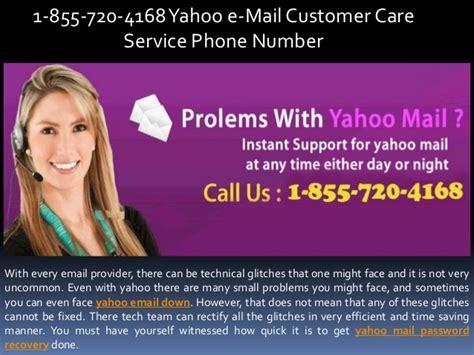 yahoo customer service phone number 1 855 720 4168 yahoo e mail customer care service phone number