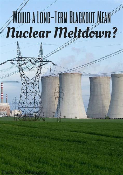 long term blackout  nuclear meltdown rams