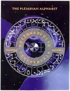 Alien Pleiadian Symbols