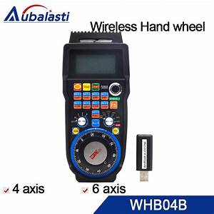 Mach3 Wireless Handwheel 4 6 Axiscnc Mpg Handwheel Manual