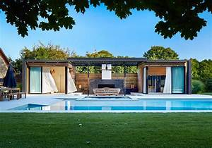 11 Stunning Pool Houses to Cool Down Your Summer