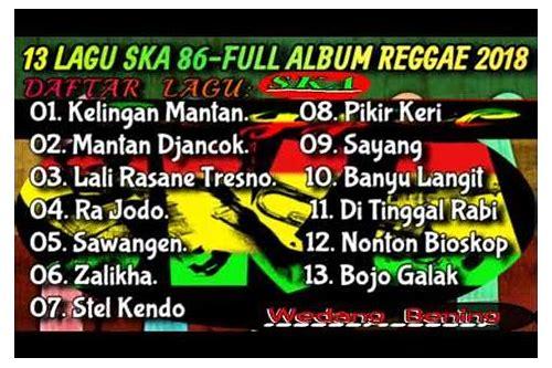 download lagu ska 86 full album reggae ska version