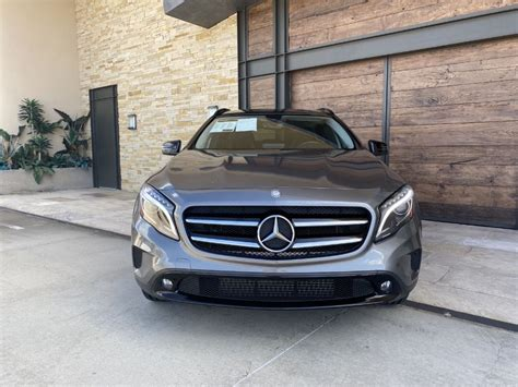The latter come with extensive warranty coverage and other assurances, and they're preferred by. Certified Pre-Owned 2017 Mercedes-Benz GLA GLA 250 Front Wheel Drive SUV