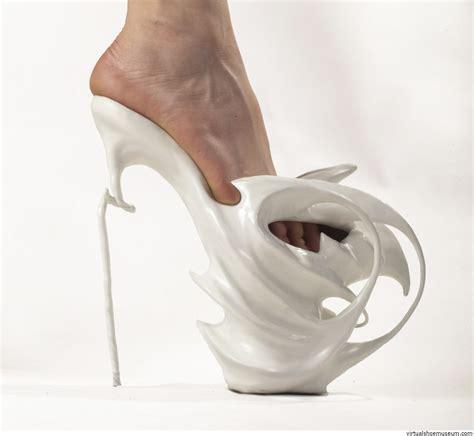 zapatos mas raros  extranos  existen en el mundo