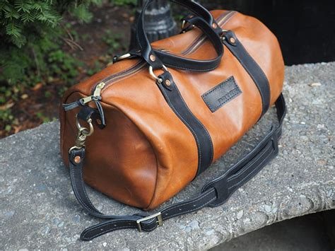 Bryer Leather The Barrel Review