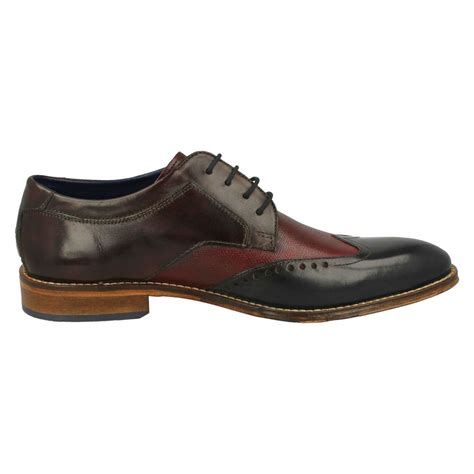 Offers from all suppliers туфлей мужских bugatti in горнозаводске in stock and under the order on one site. Mens Bugatti Formal Brogue Inspired Shoes '52901' | eBay