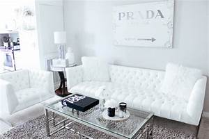 52 ideas of black and white living rooms hawk haven for White on white living room decorating