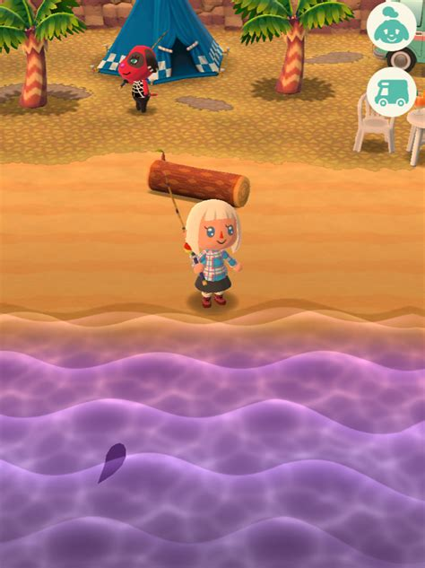 animal crossing pocket camp    pushy game