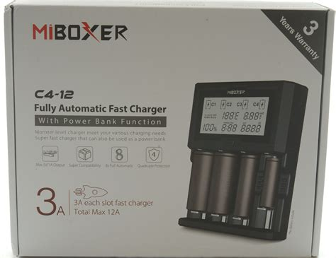 test review of charger miboxer c4 12 budgetlightforum