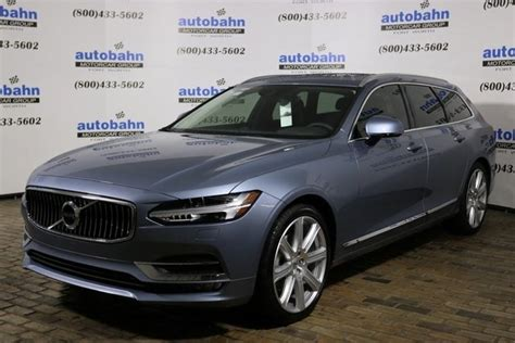 certified pre owned  volvo   inscription  wagon