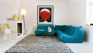 Canapé Style Togo : 78 images about togo on pinterest armchairs form design and ligne roset ~ Voncanada.com Idées de Décoration