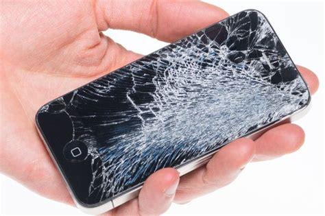 broken phones broken iphone screen