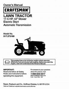 Bestseller  Craftsman Lawn Tractor Manual